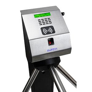 Controle de Acesso Biométrico Sem Fios - 1
