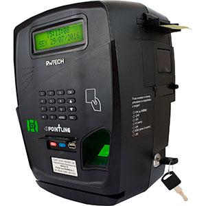 Controle de Ponto Eletrônico - 1