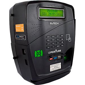 Controle de Ponto Eletrônico - 2