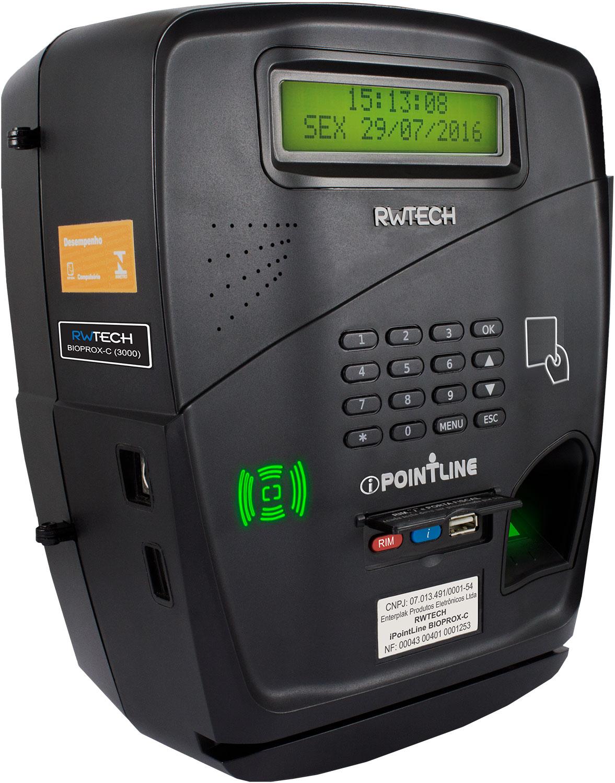 0deff088a5c Empresas de Ponto Eletrônico - RW Tech