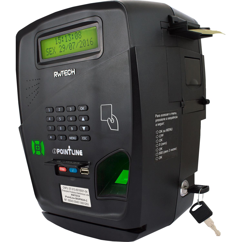 2621987130c Fornecedor de Relógio de Ponto - RW Tech