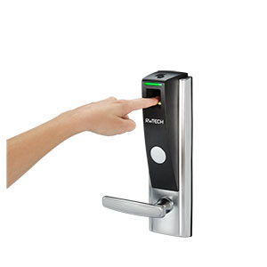 Instalação de Fechadura Biométrica