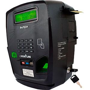 Relógio Biométrico com Guilhotina - 2